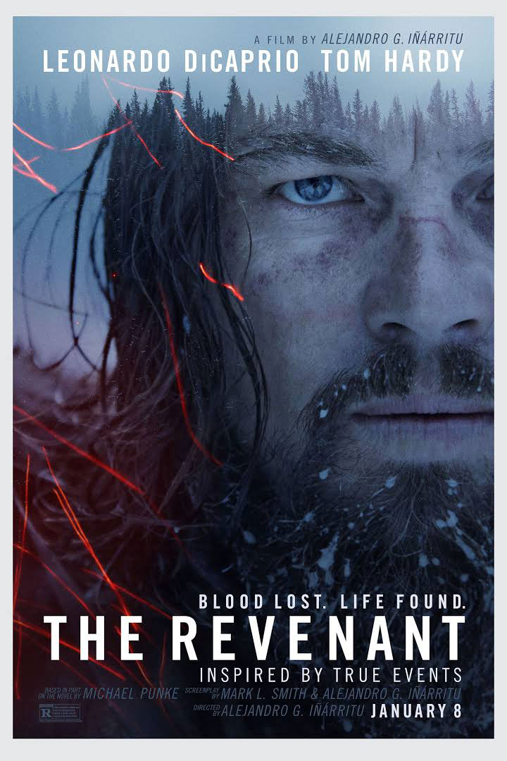 The Revenant - Affiche du film