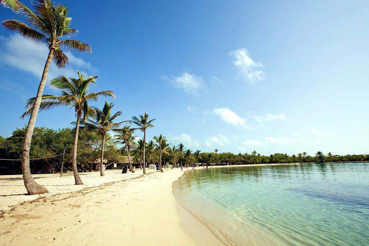 Tourisme plage au Venezuela