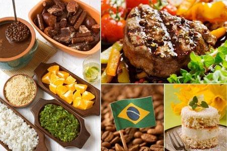Gastronomie et cuisine brésilienne
