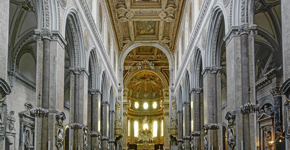 Cathédrale Notre-Dame de l'Assomption de Naples