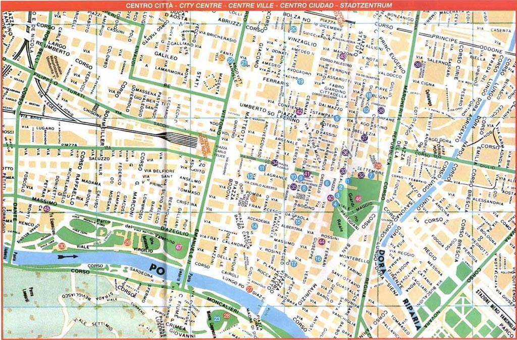 Plan de Turin