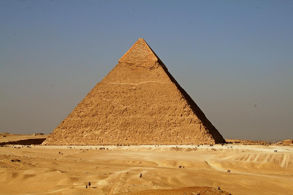 Pyramide de Khephren
