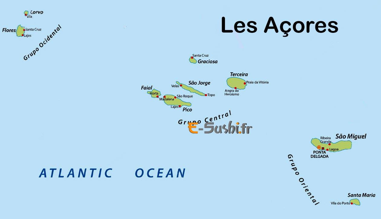 Les Açores | Arts et Voyages