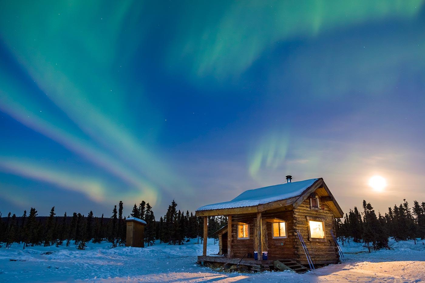 Alaska arts et voyages for Alaska cottage