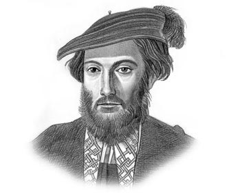 a biography of amerigo vespucci a founder of america on the history of america Find out more about the history of amerigo vespucci naming the territory now known as south america in vespucci's which had been founded two years before.