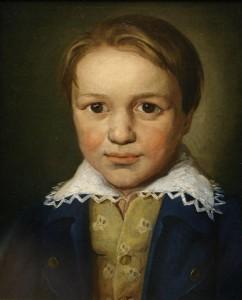 Ludwig van Beethoven - enfant