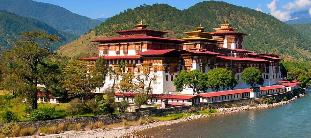 bhoutan architecture