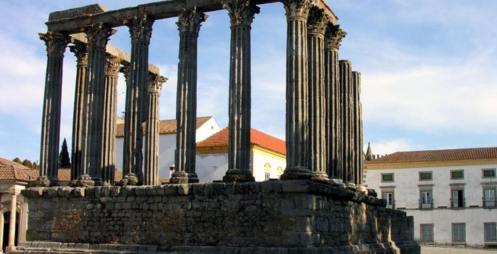 Evora Ville du portugal