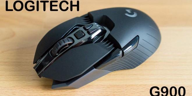 Gamer- Logitech G900