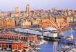 Ville de Gênes - Italie