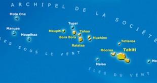 Iles de Tahiti