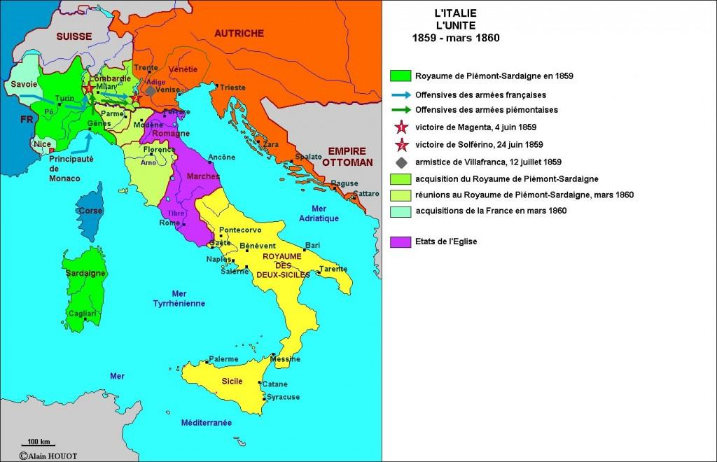 Italie - Histoire