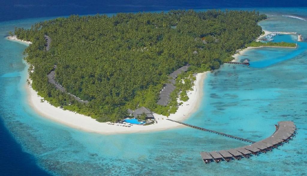Ile des Maldives