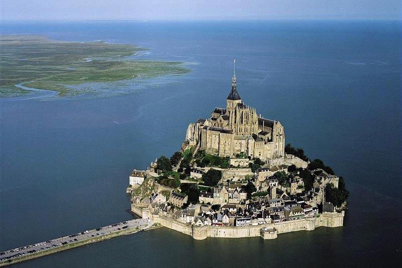 Tourisme religieux au Mont Saint Michel