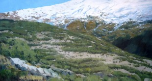 Montagne Sierra Nevada en Espagne