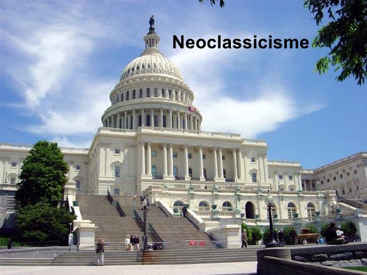 néoclassicisme architecture