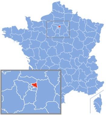 Seine-Saint-Denis-carte-france