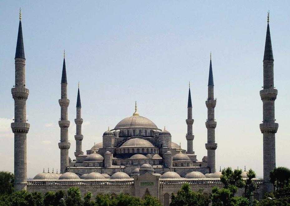 Sultan Ahmed - Mosquée à Istanbul