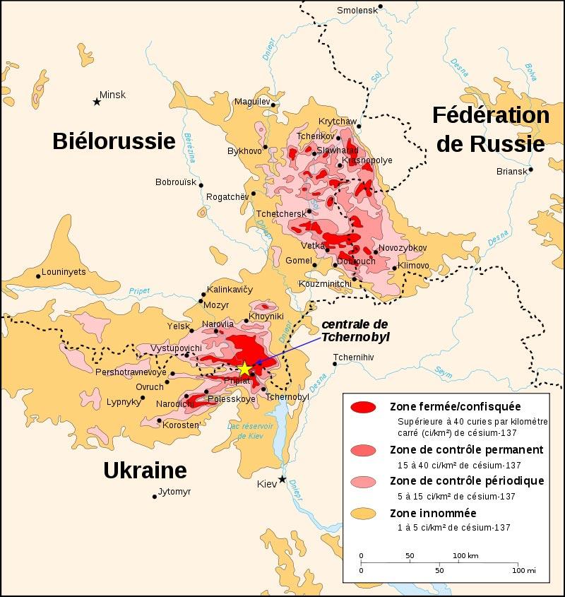 Tchernobyl - Radiation