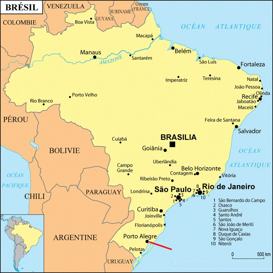 carte-porto-alegre-bresil