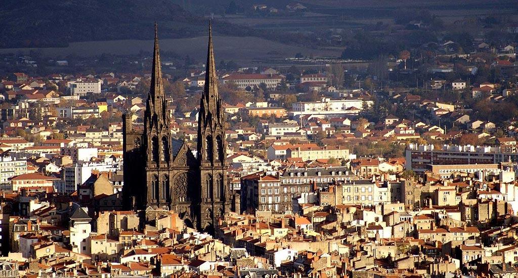 Cathédrale Notre Dame de clermont ferrand
