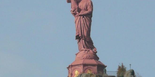 Pèlerinage - Vierge noire