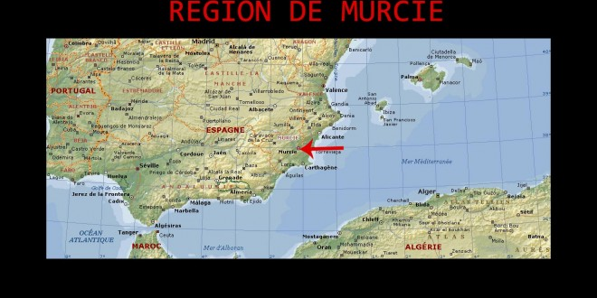 Murcie - Région - Espagne