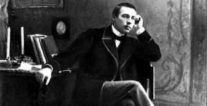 sergei rachmaninov - jeune