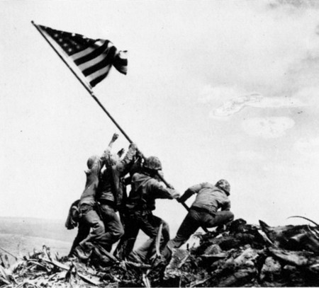 Victoire seconde guerre