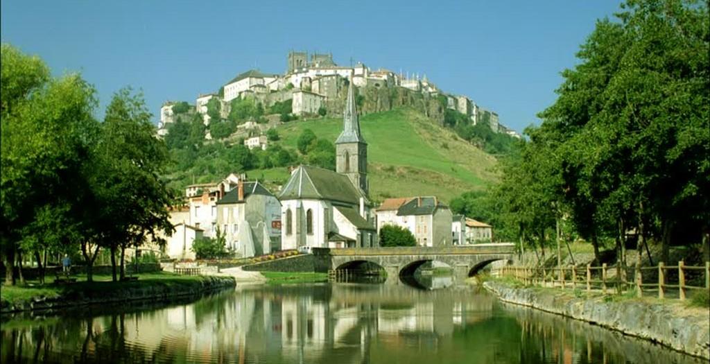 Ville de Saint Flour