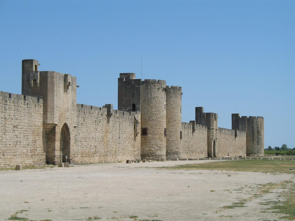 Aigues-Mortes - Remparts