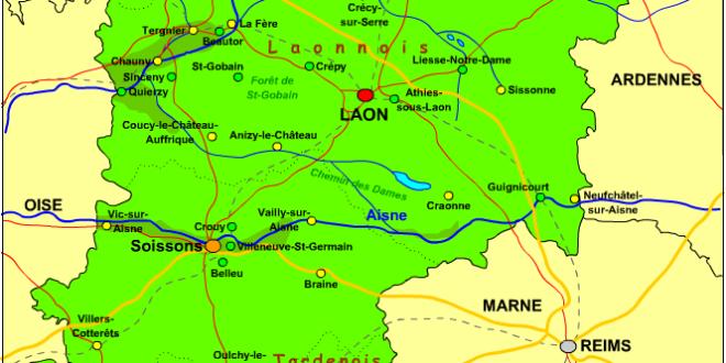 Aisne département