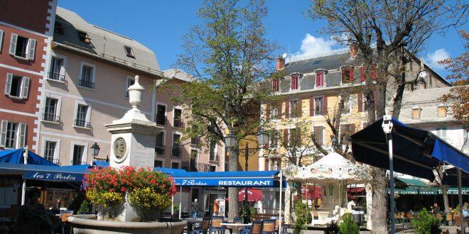 Barcelonnette Ville