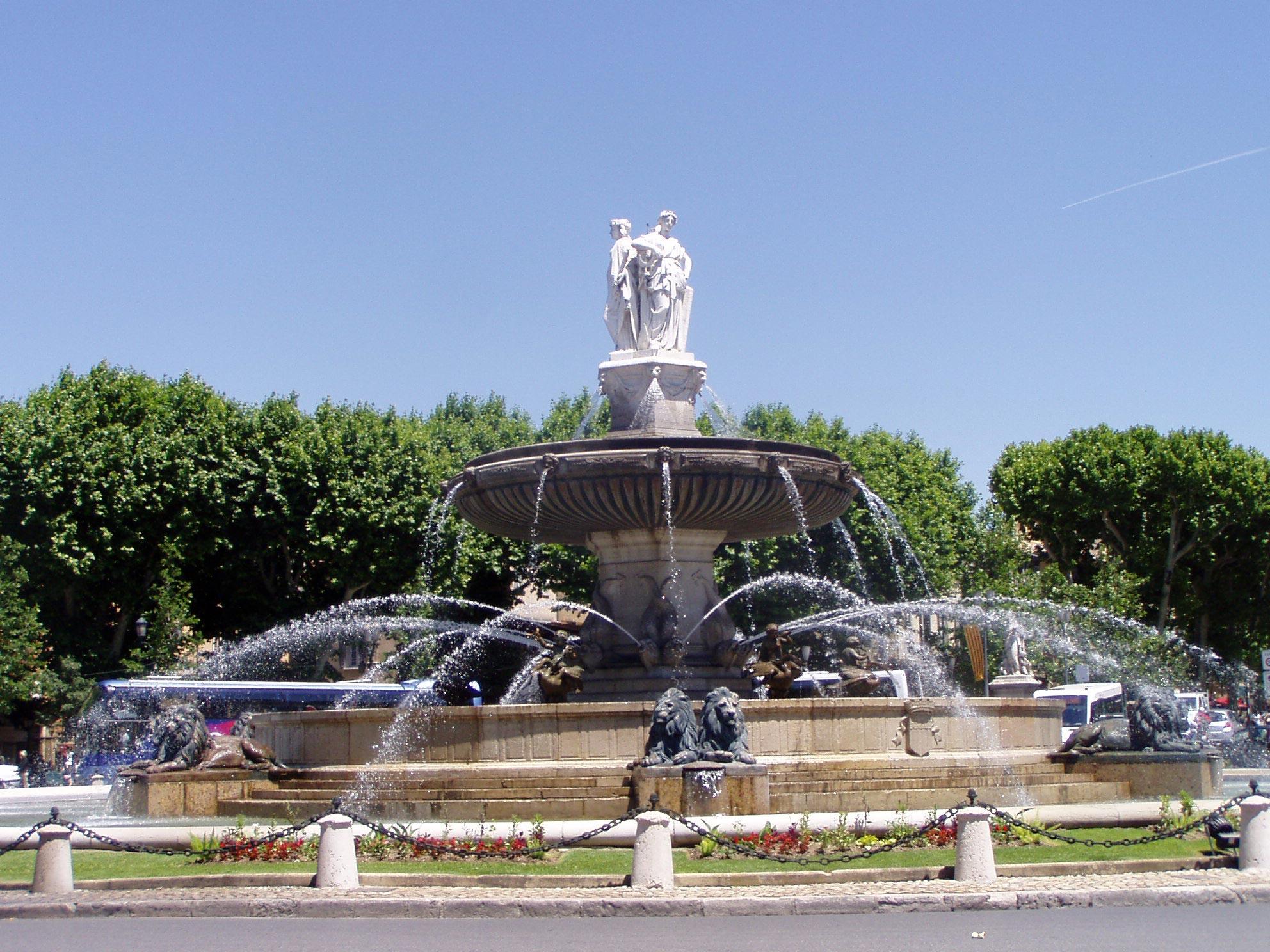 Ville Aix En Provence Arts Et Voyages