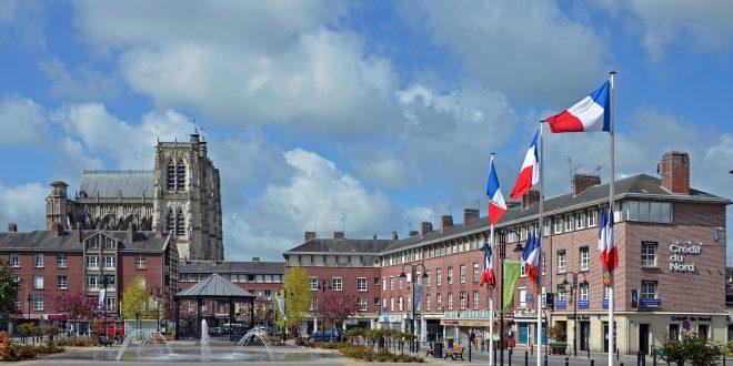 Place Max Lejeune - Abbeville