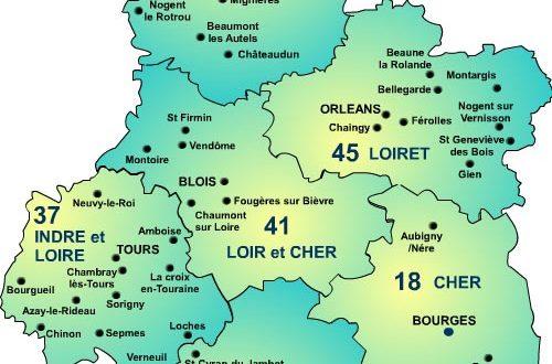 Infos sur union europeenne arts et voyages for Region loiret