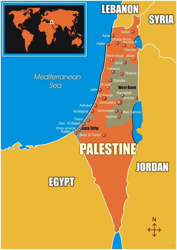 la-carte-de-palestine