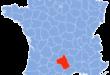 Aveyron - Carte