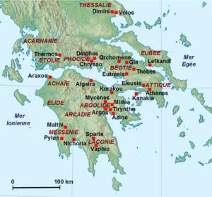 Continent mycénien