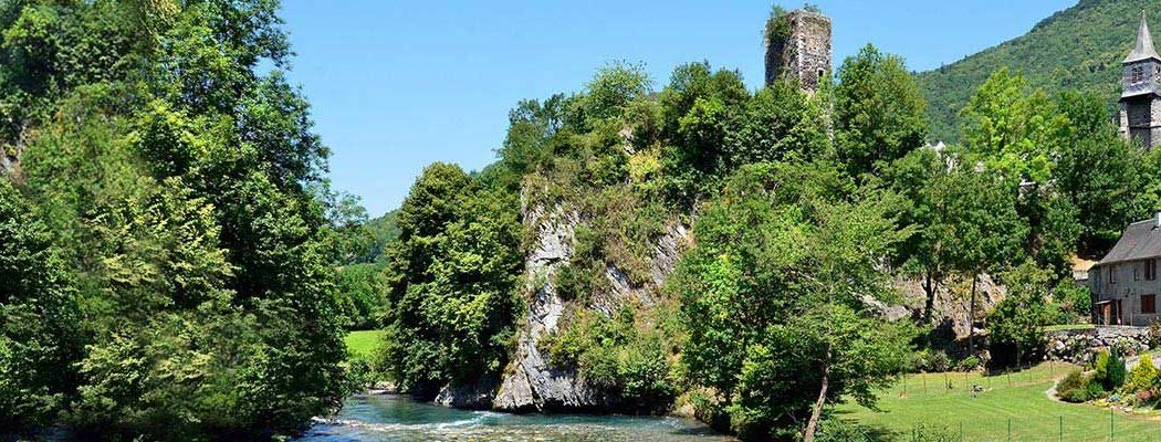 Paysage - Plateau de Lannemezan