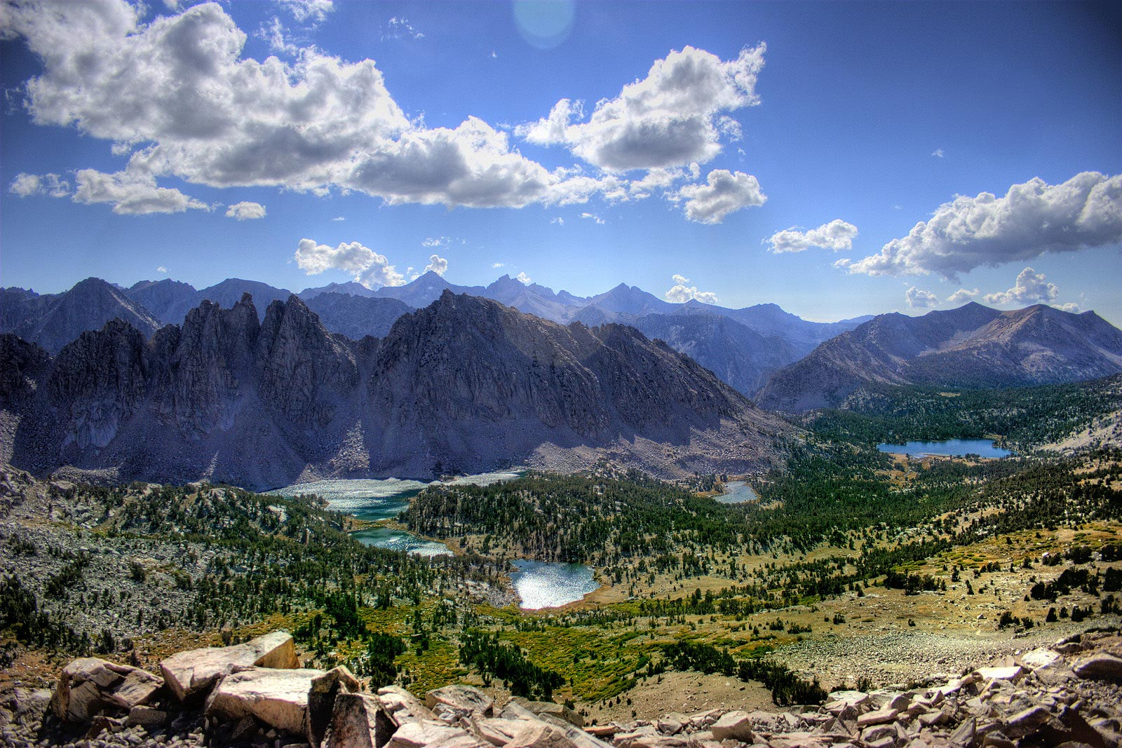 Sierra Nevada Etats Unis