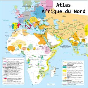 atlas-afrique-du-nord