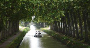 Canal du Midi - Beziers