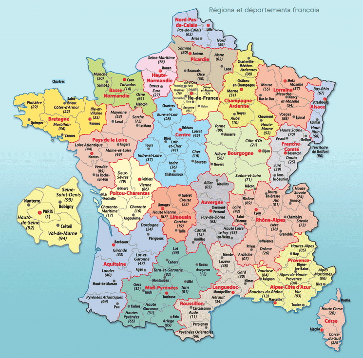 carte-france-departements-villes