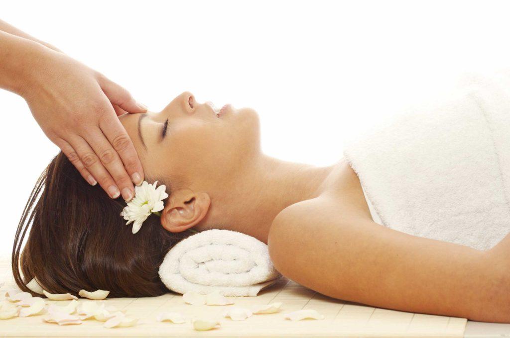 Soins de beauté - massage