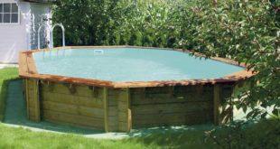 Piscine gonflable photos et images arts et voyages for Petite piscine gonflable rectangulaire