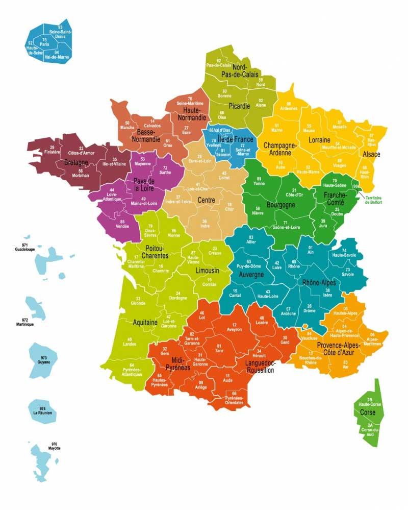 Vacances – France – Région Sud