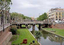 Perpignan - riviere basse