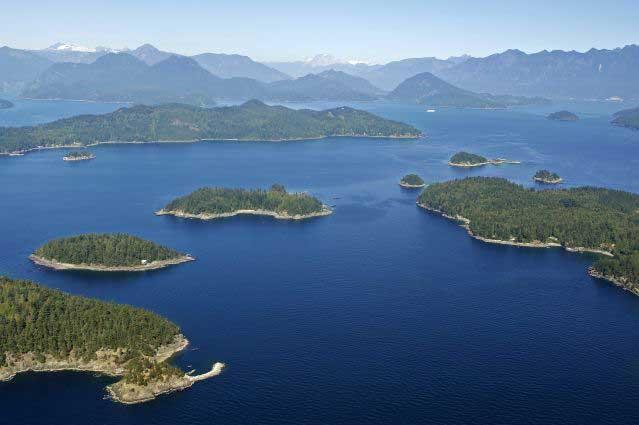 Ile de Vancouver - Paysage