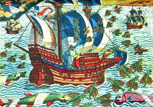 Expeditions Espagnoles Dans Le Pacifique